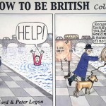 how to be british